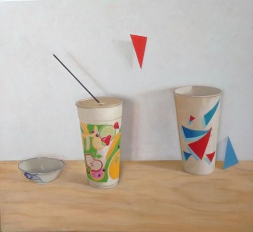 Objets d'art by Tony Irving