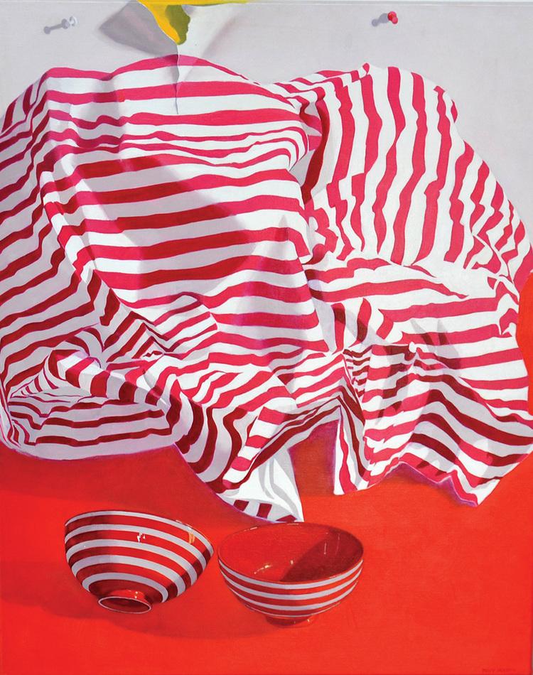 Round the Stripes