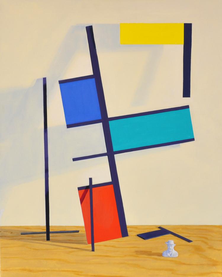 Ways of seeing Mondrian